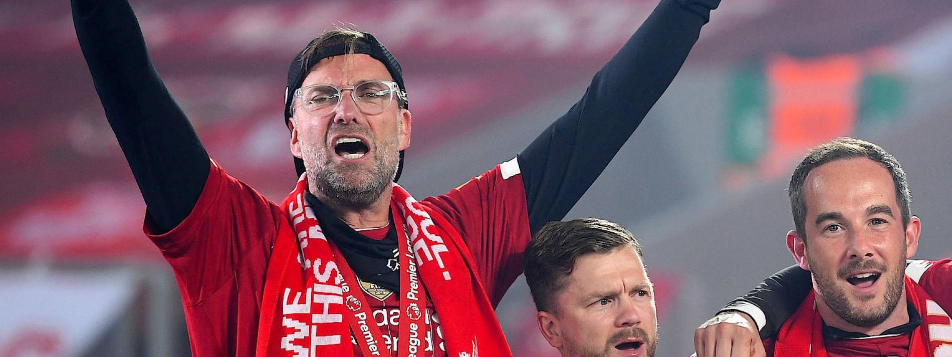 Nicht nur Liverpool liegt Klopp zu Füßen