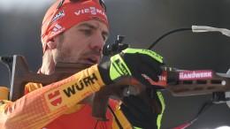 Peiffer sprintet auf Rang drei