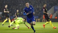 Meister Leicester zeigt es Guardiolas Manchester