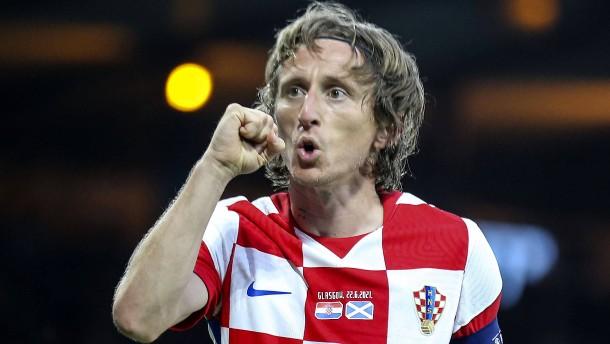 Die ewige Jugend des Luka Modric