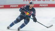 10 März: Die Deutsche Eishockey Liga bricht die Saison ab, Patrick Hager und seine Münchner Kollegen müssen einpacken.