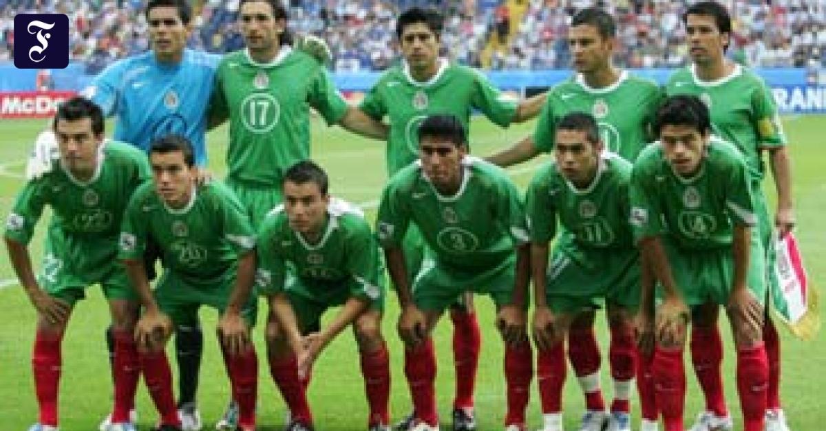 Mexiko Dopingverdacht