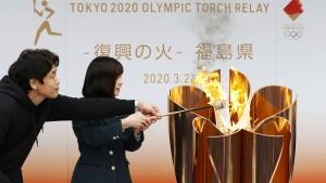 In Japan brennt das Feuer der Hoffnung