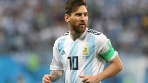 Messi kehrt ins Nationalteam zurück