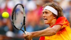 Zverev vergibt Matchball gegen Nadal und verliert