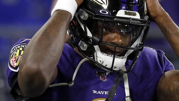 Der NFL-Titelfavorit zerschellt an Titanen
