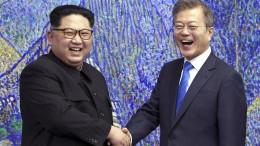 Südkoreas Präsident hofft auf baldigen Besuch von Kim Jong-un