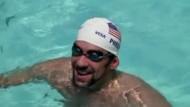 Schwimmer Michael Phelps meldet sich zurück