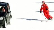 Michael Schumacher bei Skiunfall verletzt