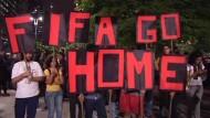 Sao Paulo gegen die Fifa