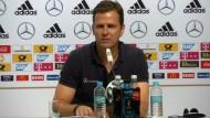 Oliver Bierhoff warnt vor Stärke der Argentinier