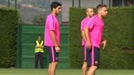 FC Barcelona sieht kein Problem in Sperre von Suarez
