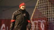 FC Bayern gelassen vor Spiel gegen ZSKA Moskau