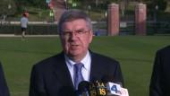 IOC-Chef befürchtet keine Zika-Auswirkungen auf Olympische Spiele