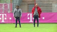 Vorfreude der Bayern-Fans auf Champions League