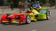 Formula E zu Gast in der Hauptstadt