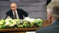 Putin will gegen Olympia-Sperre in Rio vorgehen