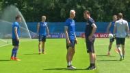 Island will auch gegen England gewinnen