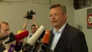 DFB-Präsident Grindel ist zuversichtlich, dass Löw bleibt