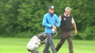 Thomas Müller golft für traumatisierte Kinder