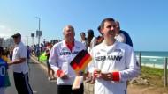 Timo Boll wird Fahnenträger des deutschen Olympia-Teams