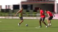 FC Bayern bleibt in der Erfolgsspur