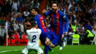Messi überragt in dramatischem Clásico