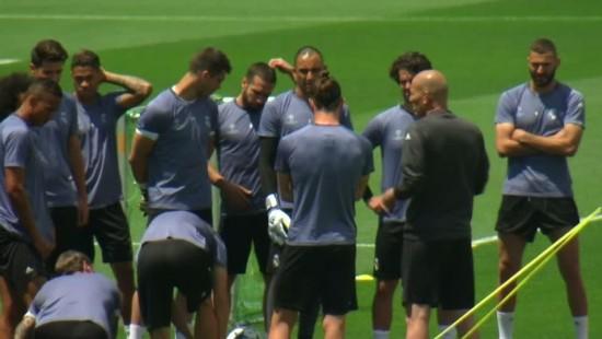 Zidane: Real Madrid kein Favorit beim Champions-League-Finale