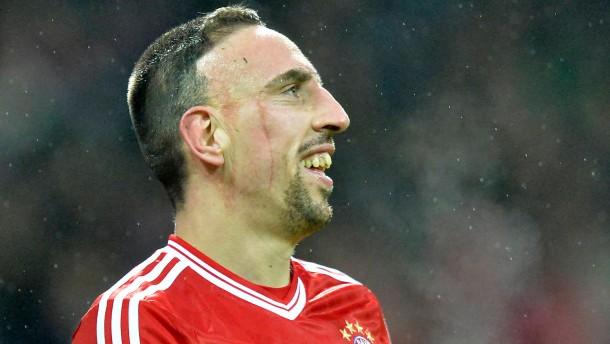 Ribéry, Messi oder Ronaldo?