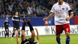 HSV-Spiel im Focus der Ermittler