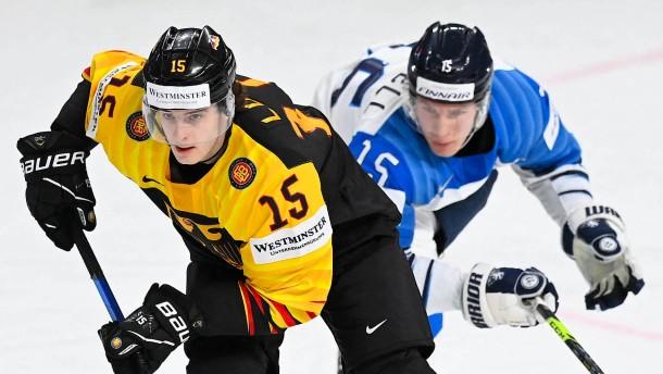 Deutschland verliert auch das Spiel gegen Finnland
