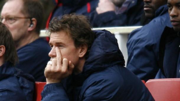 Wut auf Wenger und Hoffnung auf einen Top-Klub