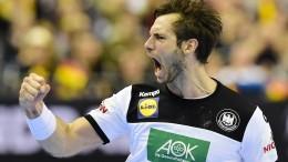 Die forschen Töne der deutschen Handballer