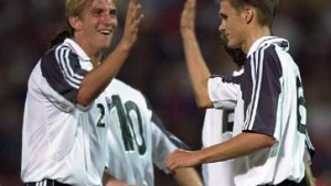 Unter Völler wird Fußball zum Spaßprogramm