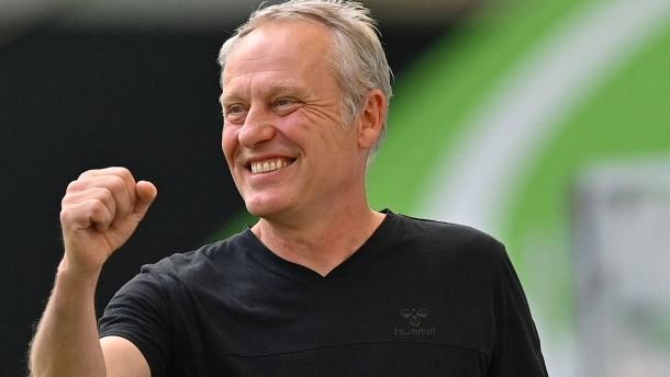 Streich kontert Wolfsburger Festspiele