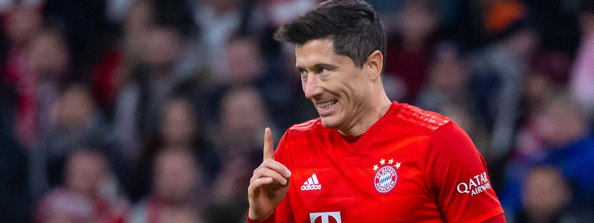 Der spezielle Plan des FC Bayern mit Lewandowski