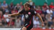 Der Körper spielt nicht mehr mit: Stefan Reinartz hat seinen Vertrag bei der Eintracht aufgelöst
