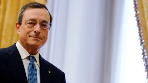 Draghi verspricht weitere Krisenhilfe