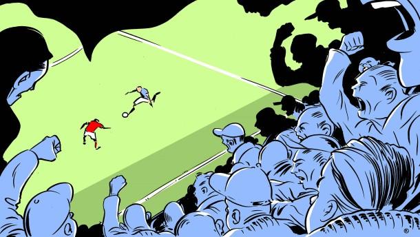 So kämpfen Ultras gegen den DFB