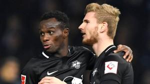 Leipzig gewinnt das Spiel um Platz drei