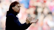 Alles gut: Martin Schmidt und Mainz 05 passen zueinander