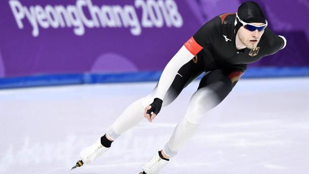 Beckert enttäuscht, Gold für Niederlande