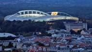 RB Leipzig plant ein größeres Stadion