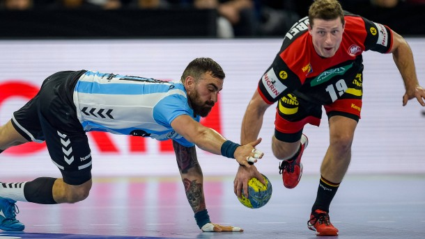 Jetzt kann die Handball-WM kommen!