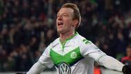 """Maximilian Wolf über das schwierige Wolfsburger Jahr: """"Das möchten wir nie wieder erleben"""""""