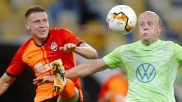 Wolfsburg erlebt spät noch ein Debakel