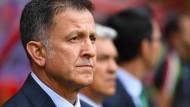Lange Sperre für Mexikos Trainer