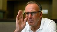 FC Bayern beginnt Muskelspiele um bessere Vermarktung