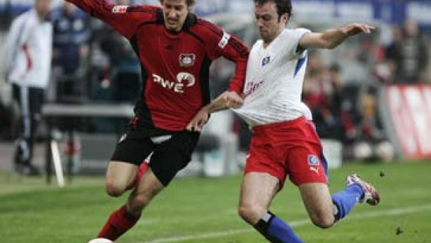 Leverkusen stoppt HSV-Aufholjagd