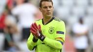 Manuel Neuer droht eine Strafe durch die Uefa